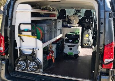 Nos véhicules sont équipés pour être les plus performants possible !